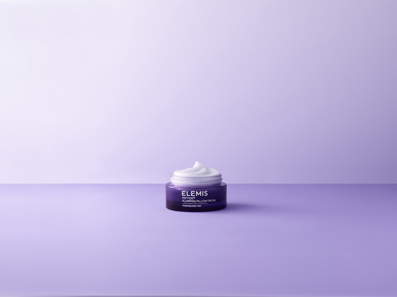 Peptide4 Adaptive Plumping Pillow Facial Elemis