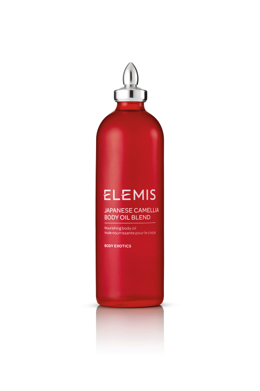 Japanese Camellia Body Oil Blend - 100ml. Elemis