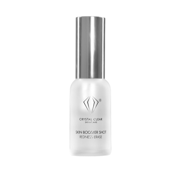 super booster redness erase Crystal Clear